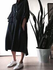 Y's By Yohji Yamamoto Oversized Cotton Dress