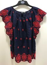 Embroidered Top from Gap - size XS - summer