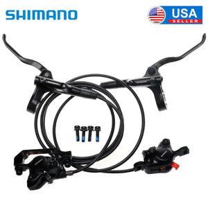 SHIMANO BL-MT200 MTB Hydraulic Disc Brake Front Rear IS/PM BR-MT200 Bike Brakes