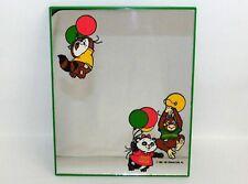 Shirt Tales Vintage Mirror 1981 Pammy Panda Rick Raccoon & Bogey Orangutan