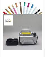 6.5 ULTRA SLIM ELECTRIC Cigarrette INJECTOR Tobbacco Machine +FREE TUBES