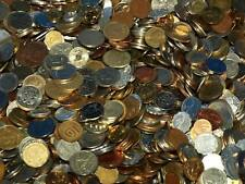 over 100 unsearched Foreign / world coins 1 Lb lots ($10 postage worldwide)