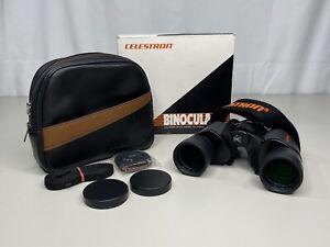 """Celestron Special Model 71118 8x40 Explorer Binoculars """"Wild Birds Unlimited"""""""