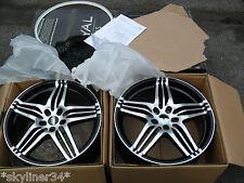 8,5 + 9,5x19 ET35 ROYAL ALUFELGEN BMW X1,X3,1er,3er,5 E60,E61,F10,F11 NEU OVP