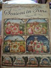 Decorative Tole Painting Pattern Book Seasons In Time