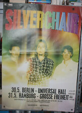 SILVERCHAIR - 30.5.BERLIN - UNIVERSAL HALL - 31.5. HAMBURG - GROSSE FREIHEIT
