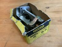 GREAT Stanley No. 59 Dowel Jig Complete with Box & Instructions - FREE SHIPPING