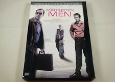 Matchstick Men DVD Nicolas Cage, Sam Rockwell, Alison Lohman, Bruce McGill