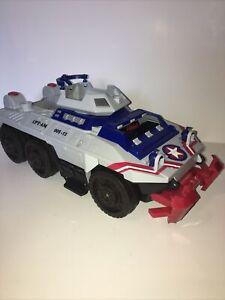 2011 Hasbro™ ~ CAPTAIN AMERICA GOLIATH ASSAULT TANK CPT-AM 005-13