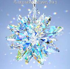 m/w Swarovski Ab Shining Star 14 Lily Octagons Sun Catcher Lilli Heart Designs