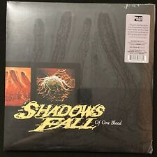SHADOWS FALL Of One Blood 20th ANNIVERSARY Blood Red Vinyl RSD BLACK FRIDAY New