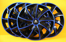 "15"" CITROEN C2,C3,C4,C5,Picasso ,etc..WHEEL TRIMS / COVERS ,HUB CAPS ,Quantity 4"
