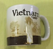 Starbucks VIETNAM Global Icon Demitasse 3 oz Mug Ornament NEW