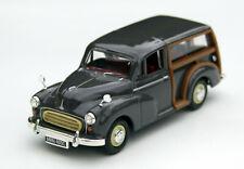 Morris Minor 1000 Traveller Kombi Modell Bj. 1956-1971, M. 1:43, grau, neu OVP