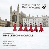 Choir of King's College C - 100 Years Of Nine Lessons and Carols [CD]