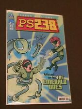 Aaron Williams PS 238 #41 Comic Book DG Do Gooder Press Signed