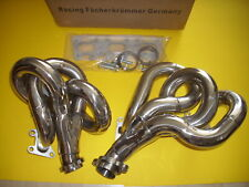 Mercedes W/V/S 124 E 280 M 104 E 28 Engine Stainlees Steel Header New Germany