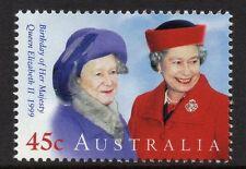 Australie 1999   QUEENS BIRTHDAY   postfris/mnh