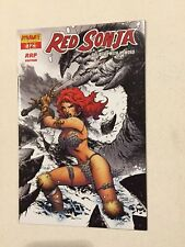 RED SONJA #12 NM 9.4 RRP VARIANT JIM LEE COVER