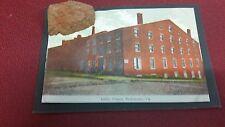 Civil War Libby Prison Postcard Rare Brick Specimen Artifact