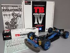 Tamiya 1/10 TB Evolution 4 Evo IV 58331 Limited Edition Roller w/ Hop Up Parts