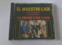 El Maestro Ladi La Musica De Ladi DISCO HIT DHCF-9206 SEALED CD #451