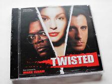 Mark Isham TWISTED Ashley Judd Andy Garcia Soundtrack CD New & Sealed