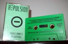 1990 Pre Type O Negative Repulsion Demo Tape Rare None More Negative carnivore
