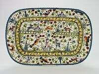 "Williams Sonoma Provence Large Serving Platter, Nazari Portugal Tray 23"" by 15"""