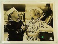 Org. Film Foto Metro Goldwyn Mayer MGM  3.Reich Prüfsiegel Zum Tanzen geboren 2