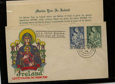 Ireland   151-152    on  Staehle   cachet  cover  first day          KEL0730