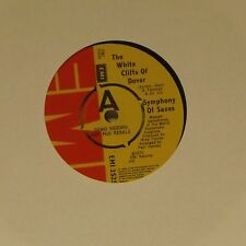 """SYMPHONY OF SAXES 'THE WHITE CLIFFS OF DOVER' UK 7"""" SINGLE DEMO COPY"""