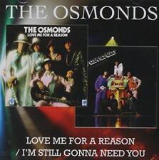 Osmonds - Love Me For A Reason - Im Stil (NEW CD)