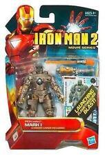 Marvel IRON MAN Movie 2 MARK 1 Armour Ironman Tony Stark First Armor VHTF Hero