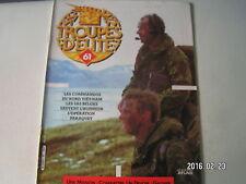 ** Troupes d'élite n°61 Les SAS belges sauvent l'honneur / Opération Paraquet