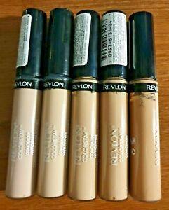 REVLON - colorstay concealers - 6.2ml - choose shade - new & unused - free p&p