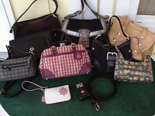 Designer HandBag Lot Coach LongChamp Michael Kors Gucci Dooney YSL Belt Purses