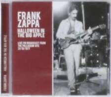 Frank Zappa - Halloween In The Big Apple NEW CD