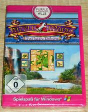 Puzzle Mania (2008) NEU !!! PC-Version, Puzzlen, USK 0