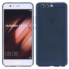Huawei P10 Plus Custodia Cover per Cellulare Protezione Protettiva Bumper Blu