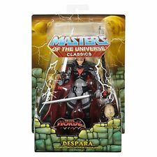 MOTUC Exclusive Despara Masters of the Universe Classics He-Man Sub Only Figure
