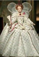 Barbie: QUEEN ELIZABETH I Women of Royalty Gold Label 2004