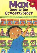 Max Goes to the Grocery Store (Read-It! Readers - Level Red a)