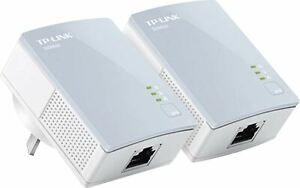 TL-PA411-KIT Ethernet Over Power Adapter Pair