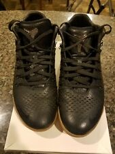 d802288357c7 Nike Kobe 9 Mid Ext Qs Snakeskin Black Gum Men s Size 11 12 DS 704286 001
