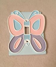 Butterfly light switch plate  cover