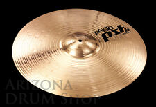 """Paiste 20"""" NEW PST 5  HEAVY ROCK RIDE -  IN STOCK - FREE SHIPPING!"""