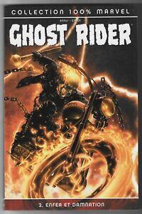 GHOST RIDER 2 - enfer et damnation - 100% Marvel - Très Bon état