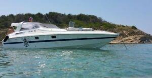 Motorboot gebraucht Motorjacht Tullio Abbate 33 - 8,9m Länge - 2,98 Breite
