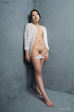 Fine Art Color Nude, 8.5x11 signed photo by Craig Morey: Meiko Askara 1240